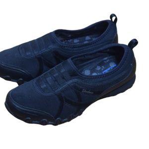 Skechers Black Comfort Air Cooled Memory Foam 6.5
